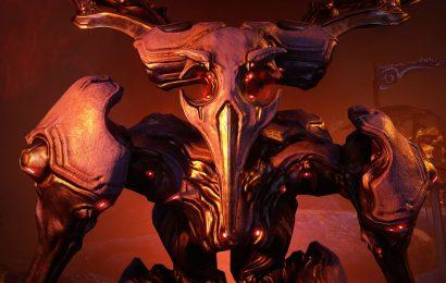 Warframe's next quest is an apocalyptic robot war