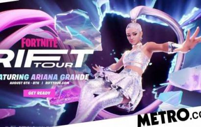 Ariana Grande will make more than $20 million out of Fortnite concert