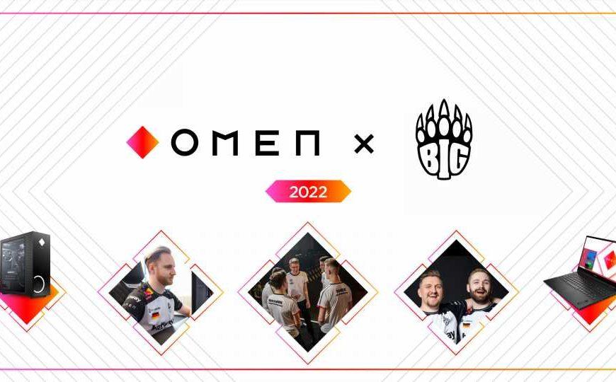 BIG expands partnership with OMEN – Esports Insider