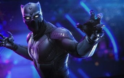 Black Panther can summon the god of all panthers in Marvel's Avengers