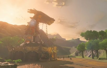 Breath Of The Wild And Ghost Of Tsushima Follow-Ups Should Expand Games' Fantastic Emergent Experiences