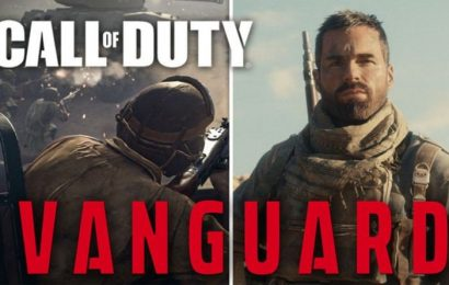 Call of Duty Vanguard PS5 and Xbox Series X gameplay: Watch NEW COD footage live
