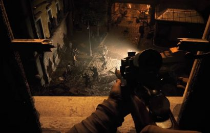 Call of Duty: Vanguard Shows Off First Look At Single-Player Campaign