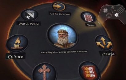 Crusader Kings III Officially Coming To Consoles In Series First