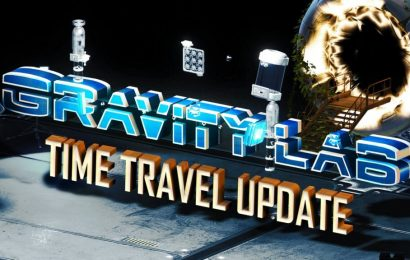 Enduring VR Puzzler Gravity Lab Gets Big New Update