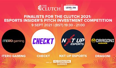 Esports Insider reveals The Clutch finalists and ESI Digital Summer speakers – Esports Insider