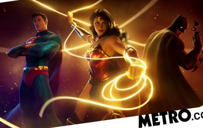 Fortnite: Wonder Woman skin completes the DC trinity