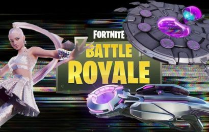 Fortnite update 17.30 patch notes, server downtime, GRABI-TRON, abduction, Ariana Grande