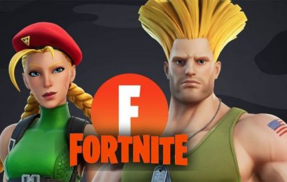Fortnite x Street Fighter Round 2: Cammy and Guile release date, Cammy Cup and item bundle