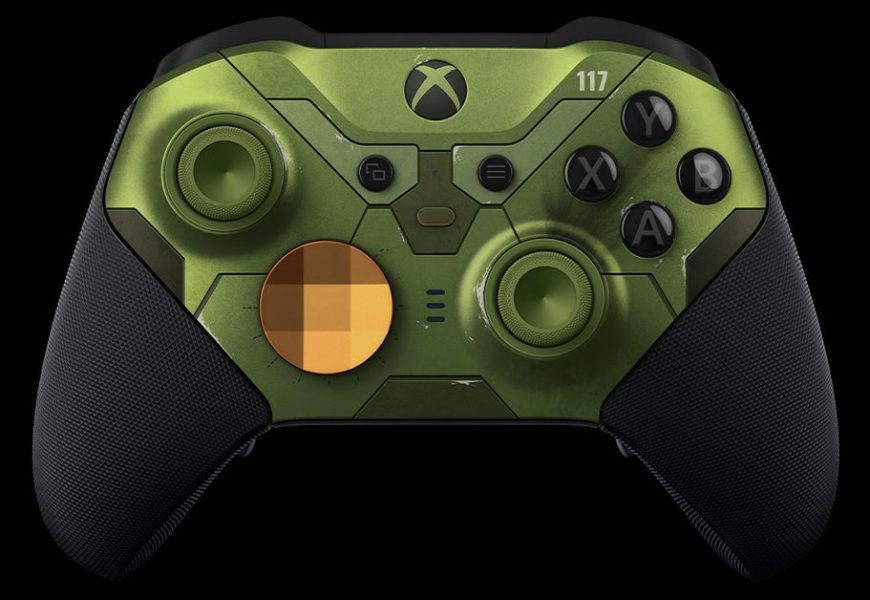 Halo Infinite Elite Controller and customized Xbox Series X now up for pre-order
