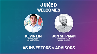 Juked announces investment from former Twitch executives – Esports Insider