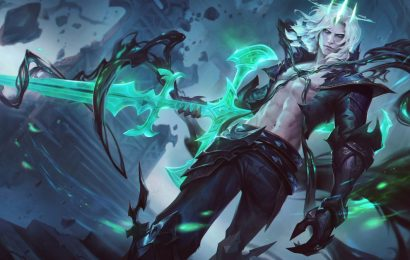 League of Legends' Ruined King story wraps up with a new cinematic