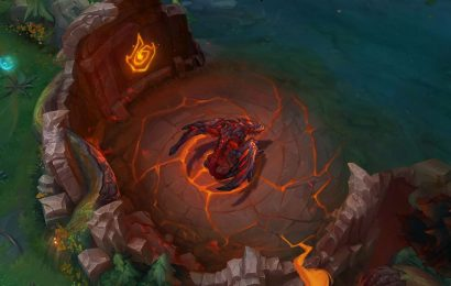 League of Legends' new season will update dragons and add out-of-game challenges