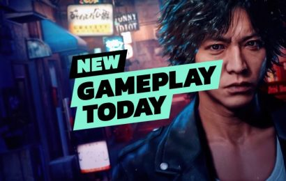 Lost Judgment (PS5) | New Gameplay Today