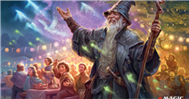Magic: The Gathering's Lord of the Rings crossover will be a complete, draftable set