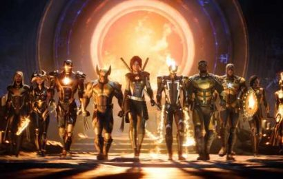Marvel's Midnight Suns is the next game from the XCOM team