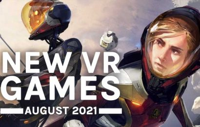 New VR Games August 2021: All The Biggest Releases
