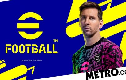 PES replacement eFootball will be 'basically a demo' at launch