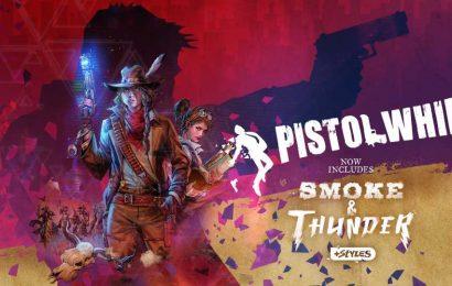 Pistol Whip – Smoke & Thunder Adds a Fresh Dose of Gun-slinging Fun