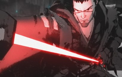 Take Your First Look At Star Wars: Visions, The New Disney+ Anime Series