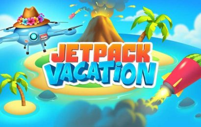 Take to the Skies With Jetpack Vacation This October