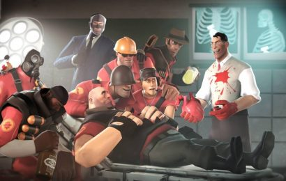 Team Fortress 2 Mod Aims To Remake The Game Using Half Life: Alyx's Engine