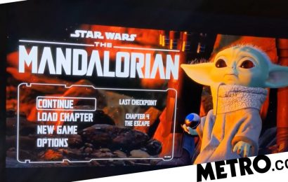The Mandalorian video game footage leaks but it's probably fake