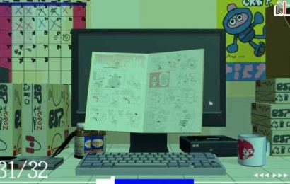 The cooler, more chaotic way to read a comic book on your PC