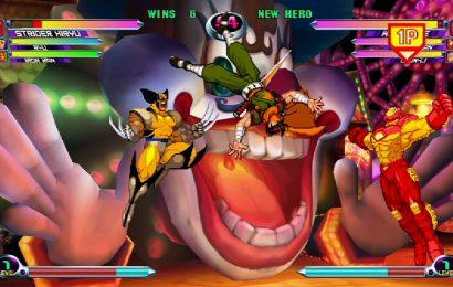 The quest to save Marvel vs. Capcom 2