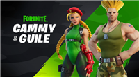 Two More Street Fighter Characters Are Dropping Into Fortnite Soon UPDATED