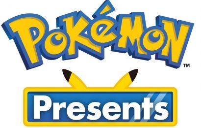 Watch the new Pokémon Presents livestream