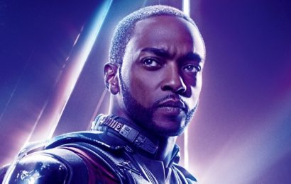 Anthony Mackie Cast In Live-Action Twisted Metal TV Series