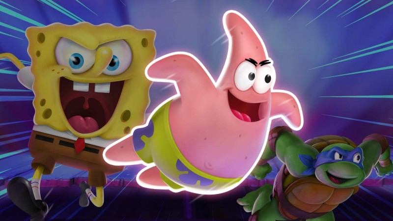 Exclusive First Look At Patrick Star's Gameplay Breakdown For Nickelodeon All-Star Brawl