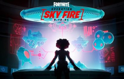 Fortnite event time, Operation Sky Fire date, downtime news, login warning and S8 LEAKS