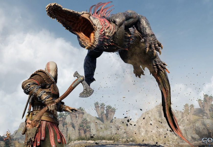 God of War Ragnarok is the finale in the Norse saga
