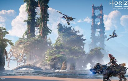 Horizon Forbidden West has no upgrade option from PS4 to PS5