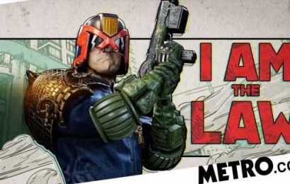Judge Dredd is in Season 5 Reloaded for COD: Warzone and Black Ops Cold War