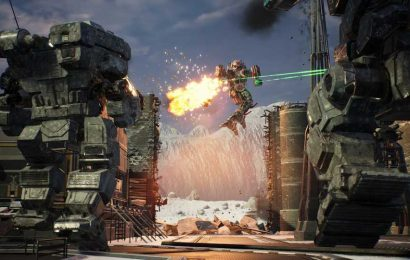 MechWarrior 5 VR Mod Now Available In Beta