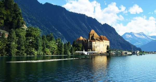 Microsoft Flight Simulator update beautifies Germany, Austria, and Switzerland