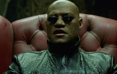 Morpheus isn't in The Matrix Resurrections, and 2005's The Matrix Online may explain why