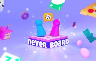 Neverboard Brings Tabletop Party Games To Oculus Quest Soon