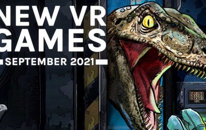 New VR Games September 2021: All The Biggest Releases