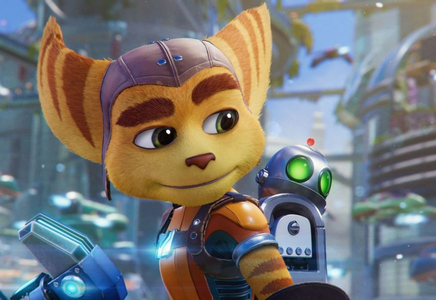 PS5 gamers get another amazing blockbuster hit in Ratchet and Clank: Rift Apart