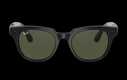 Ray-Ban Stories Revealed – Facebook's First Smartglasses