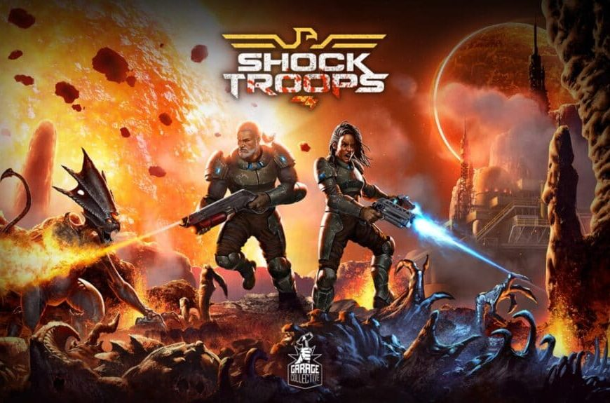 Shock Troops Is A Retro Oculus Quest Shooter Coming In 2022