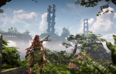 Sony will offer free PS5 upgrades for all Horizon: Forbidden West owners after all