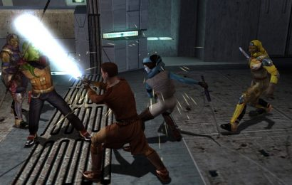 Star Wars Knights Of The Old Republic's Biggest Issue Is How It Plays
