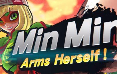 Super Smash Bros. Ultimate Min Min DLC review: Sakurai goes out on a limb