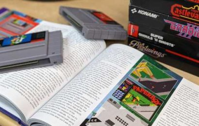 The histories of SNES and Virtual Boy now fit on your coffee table