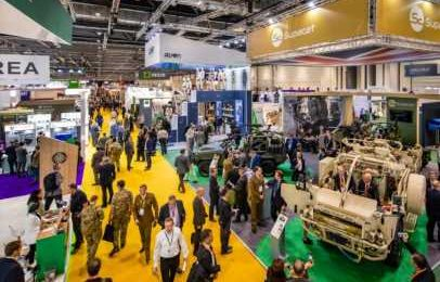 There's a Military Focus on Professional VR Training at DSEI 2021